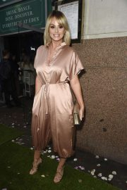 Rhian Sugden - Arriving at Eden Launch in Manchester
