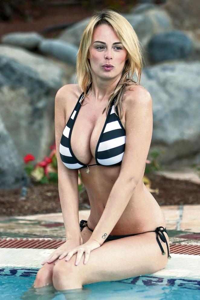 Rhian Sugden in Bikini -05
