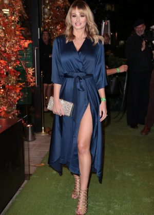 Rhian Sugden - The Ivy Spinningfield's VIP Launch Party in Manchester