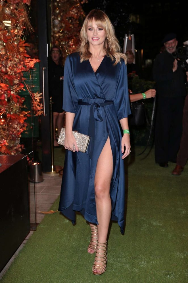 Rhian Sugden – The Ivy Spinningfield's VIP Launch Party in Manchester