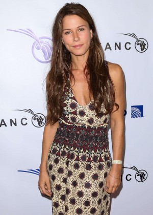 Rhona Mitra - GEANCO Foundation's Fundraiser in Hollywood