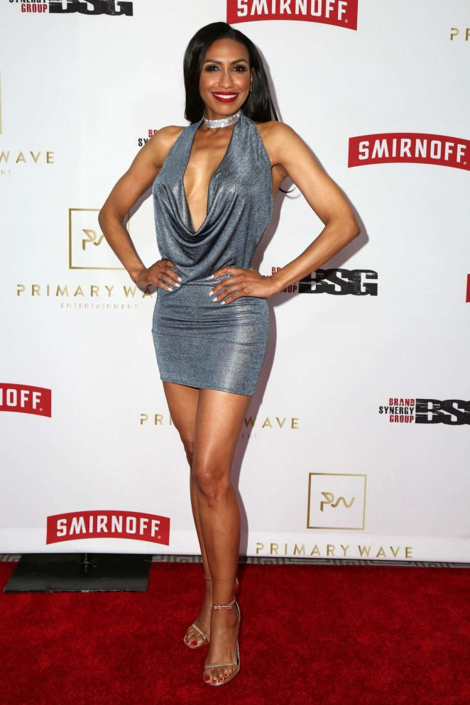 Rhonda Wills - Primary Wave 11th Annual Pre-Grammy Part in LA