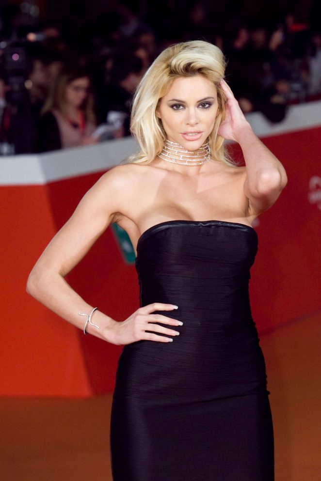Ria Antoniou - 'Florence Forster Jenkins' Premiere in Rome