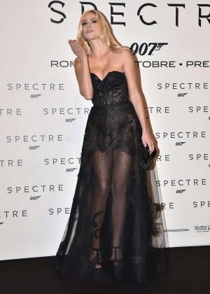 Ria Antoniou - 'Spectre' Premiere in Rome