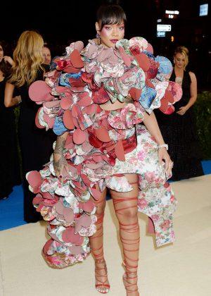 Rihanna - 2017 MET Costume Institute Gala in NYC