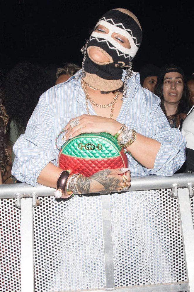 Rihanna - 2018 Coachella Festival in Indio