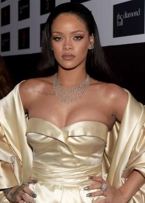 Rihanna - 2nd Annual Diamond Ball in Santa Monica