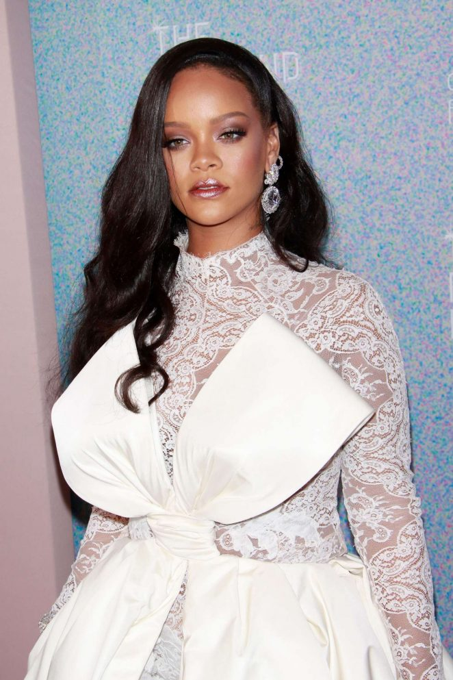 Rihanna - 4th Annual Clara Lionel Foundation Diamond Ball in NY