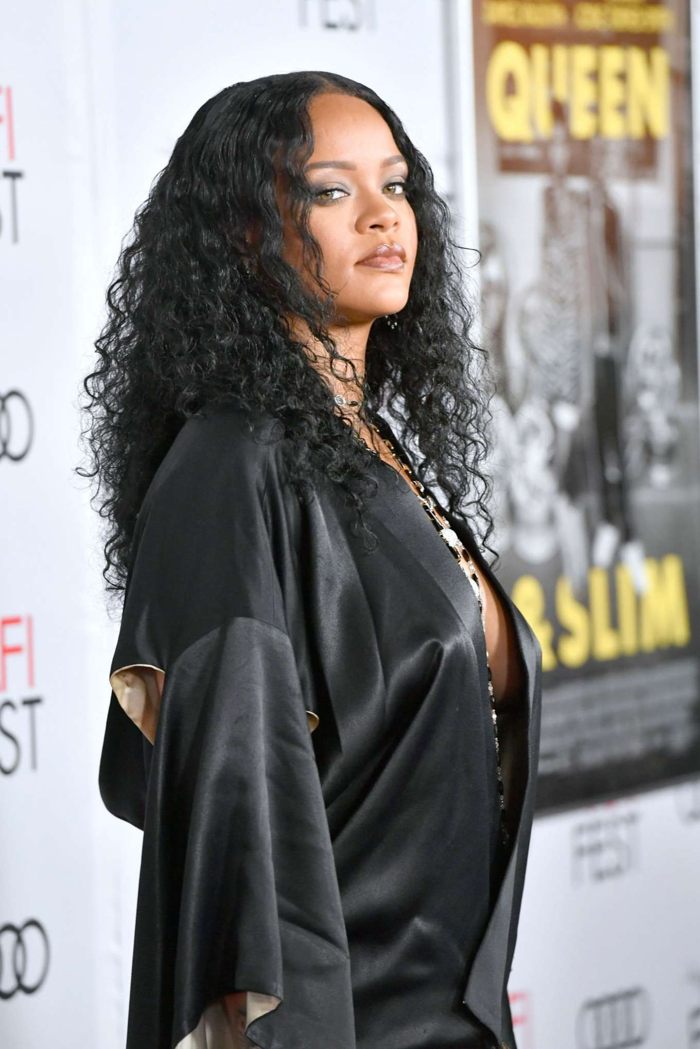 Rihanna - AFI FEST 2019 - 'Queen and Slim' Premiere in Hollywood