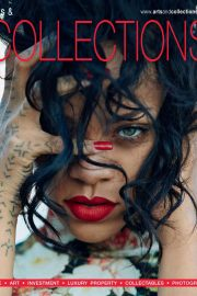 Rihanna - Arts and Collections International Magazine - 2020 Issue 1