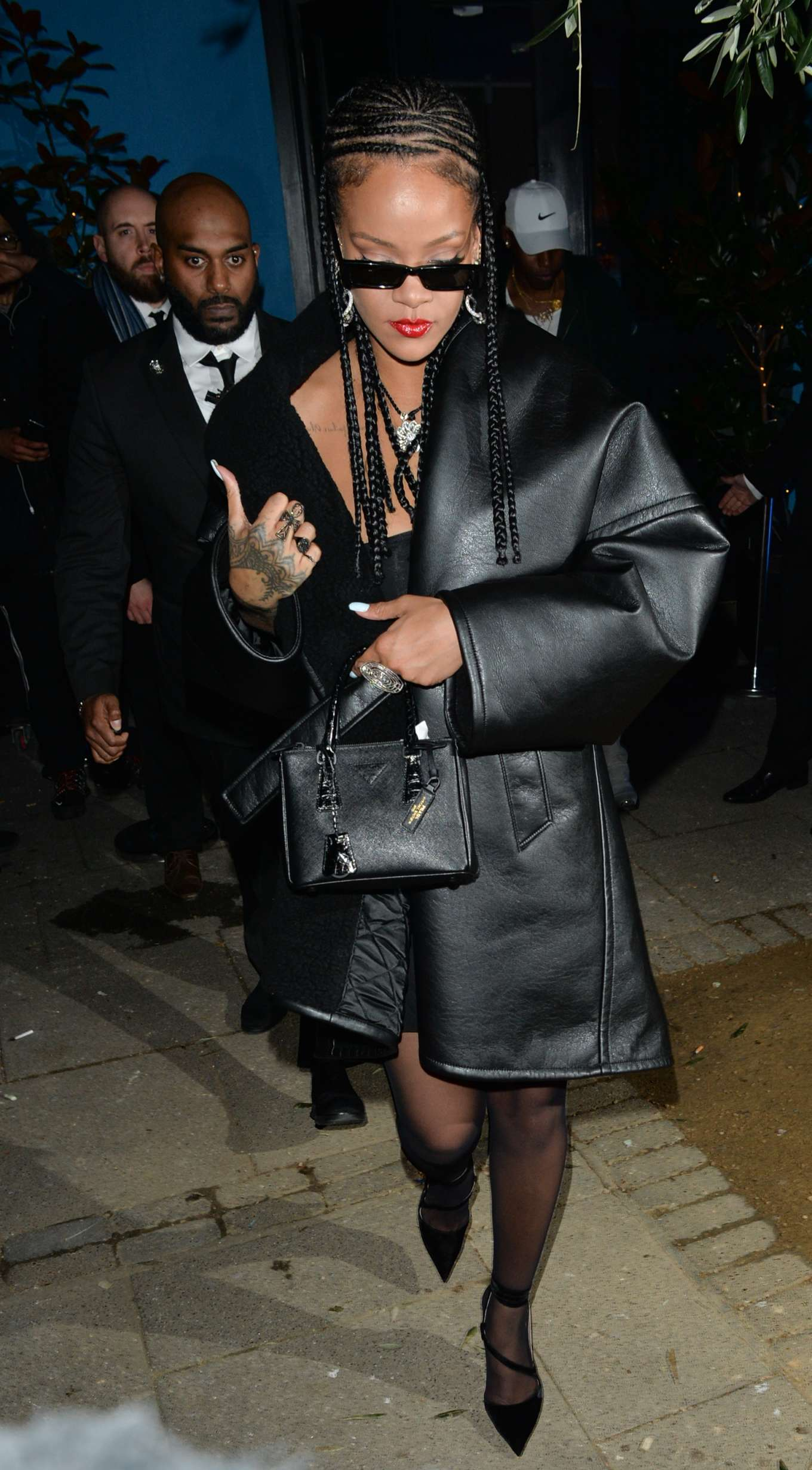 Rihanna - Attending at Fashion Awards After Party in London