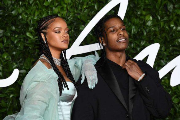 Rihanna 2019 : Rihanna – Fashion Awards 2019 in London-01