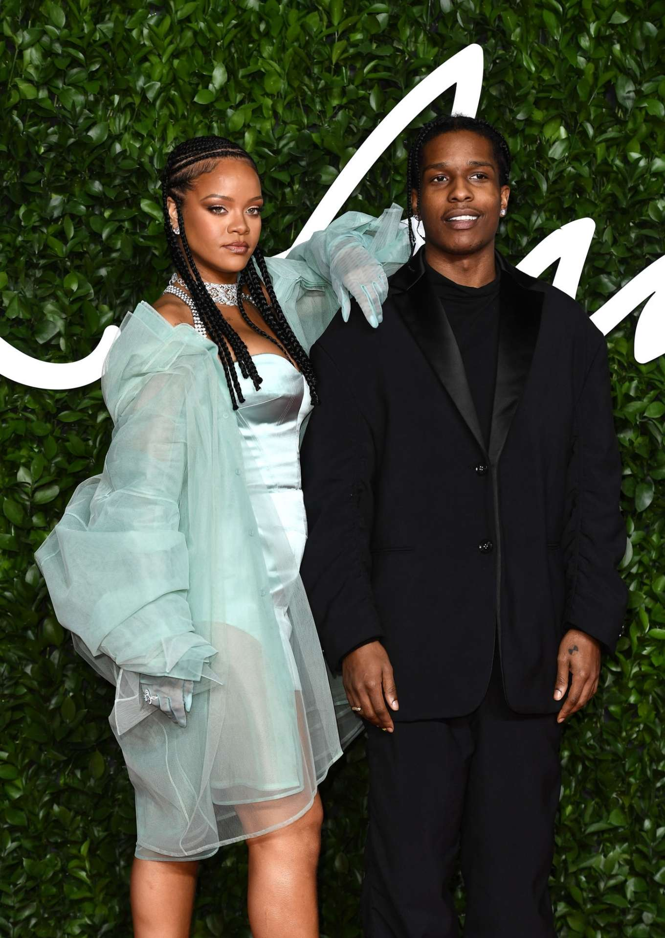 Rihanna 2019 : Rihanna – Fashion Awards 2019 in London-20