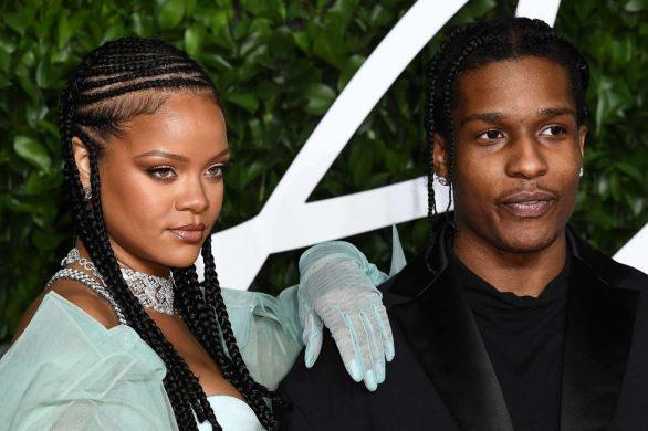 Rihanna 2019 : Rihanna – Fashion Awards 2019 in London-22