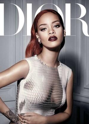 Rihanna - Dior Magazine Fall 2015