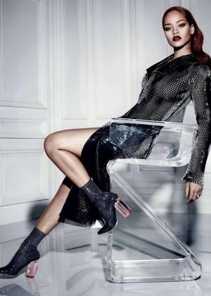Rihanna: Dior Magazine Fall 2015 -03