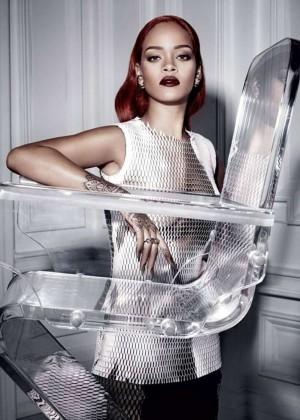 Rihanna: Dior Magazine Fall 2015 -05
