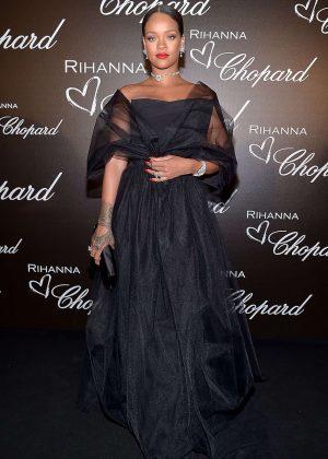 Rihanna - Chopard Dinner at 70th Cannes Film Festival in France