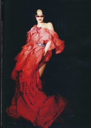 Rihanna - Dazed Magazine (Winter 2017) adds