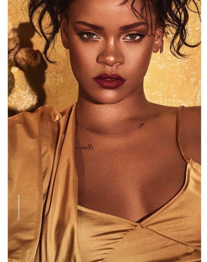 Rihanna - F Magazine (August 2018)