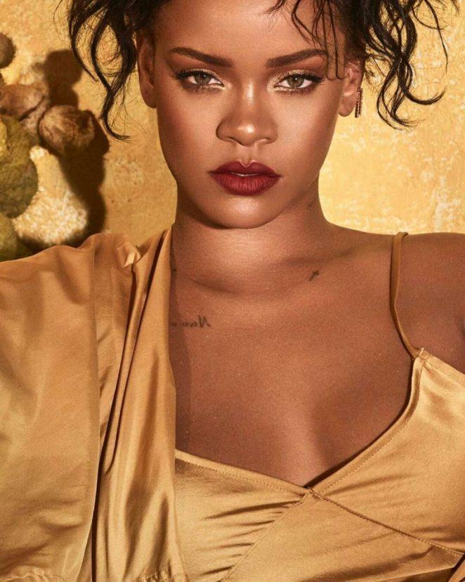 sale retailer 26eb8 6b886 Rihanna – Fenty Beauty 2018 | GotCeleb