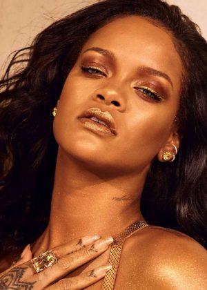 Rihanna - Fenty Beauty Body Lava 2019 Campaign