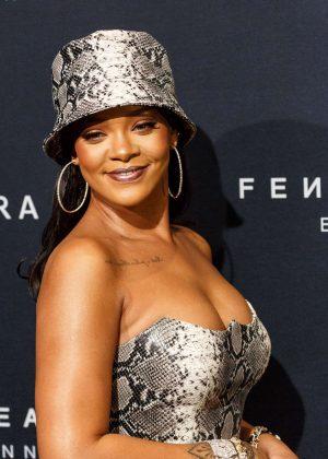 Rihanna - Fenty Beauty by Rihanna Anniversary Event in Sydney