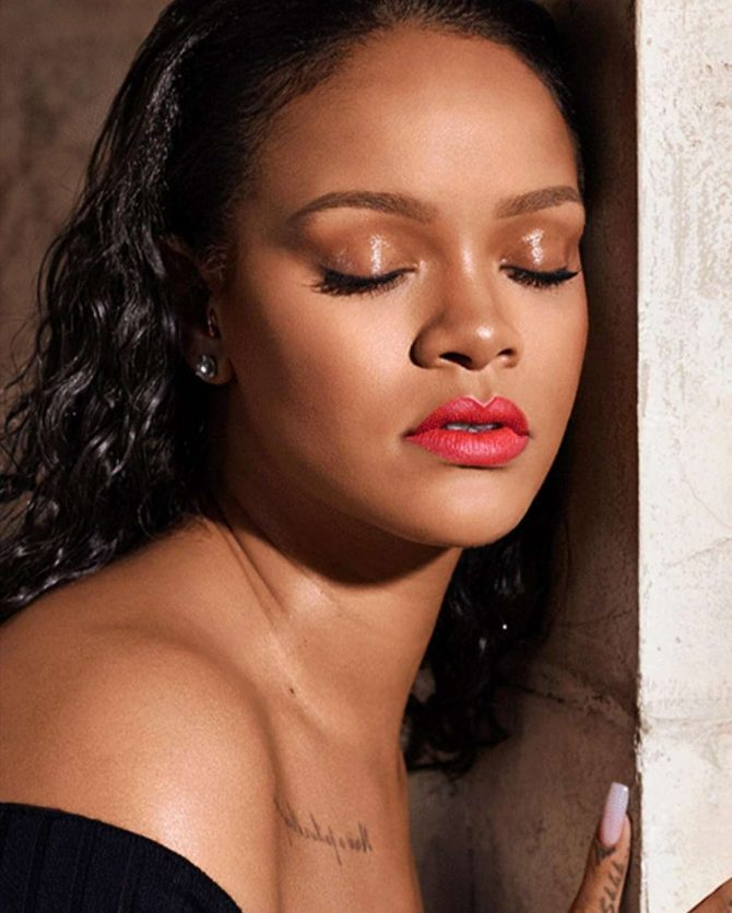 Rihanna – Fenty Beauty Mattemoiselle 2018