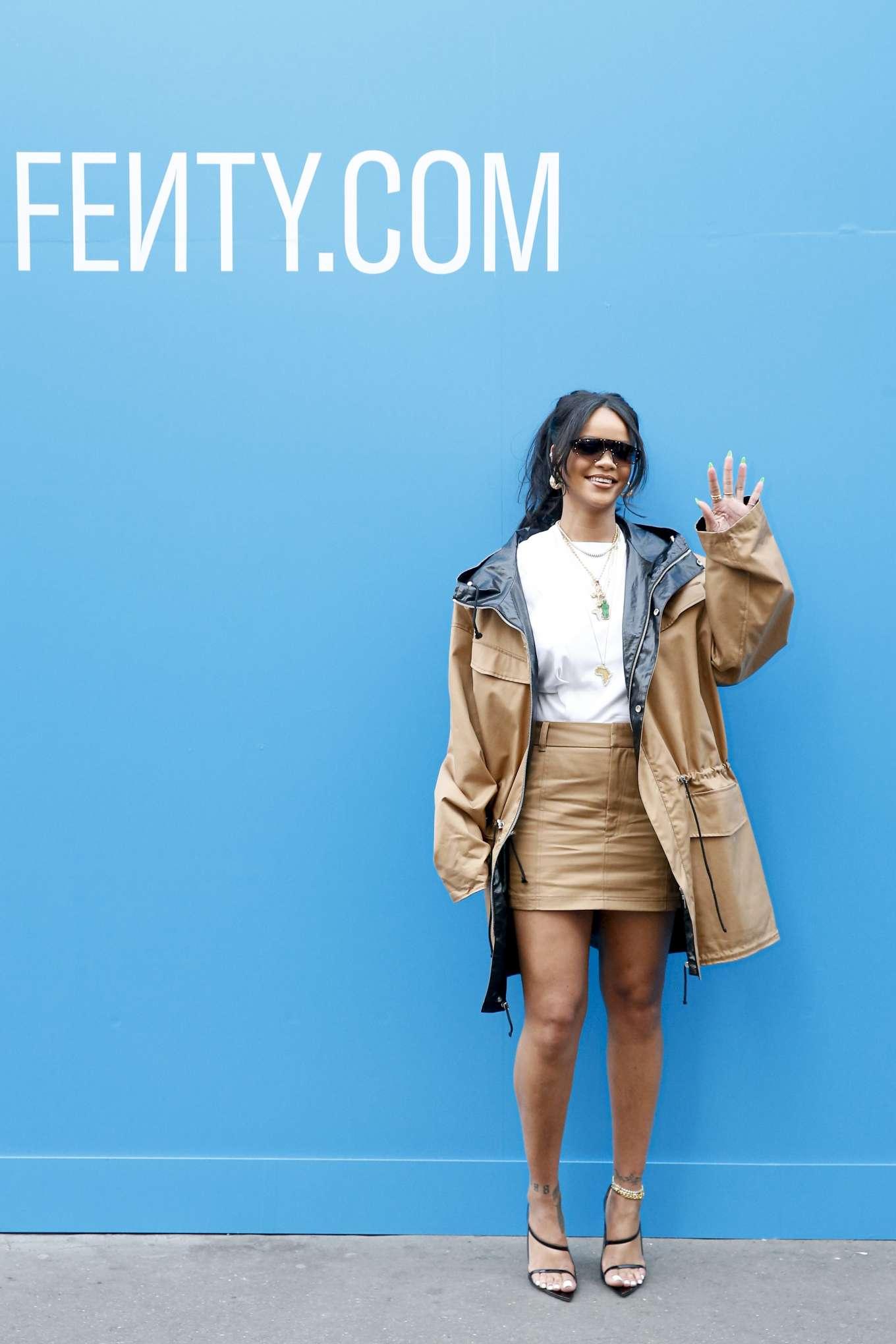 Rihanna 2019 : Rihanna: Fenty Exclusive Preview-02