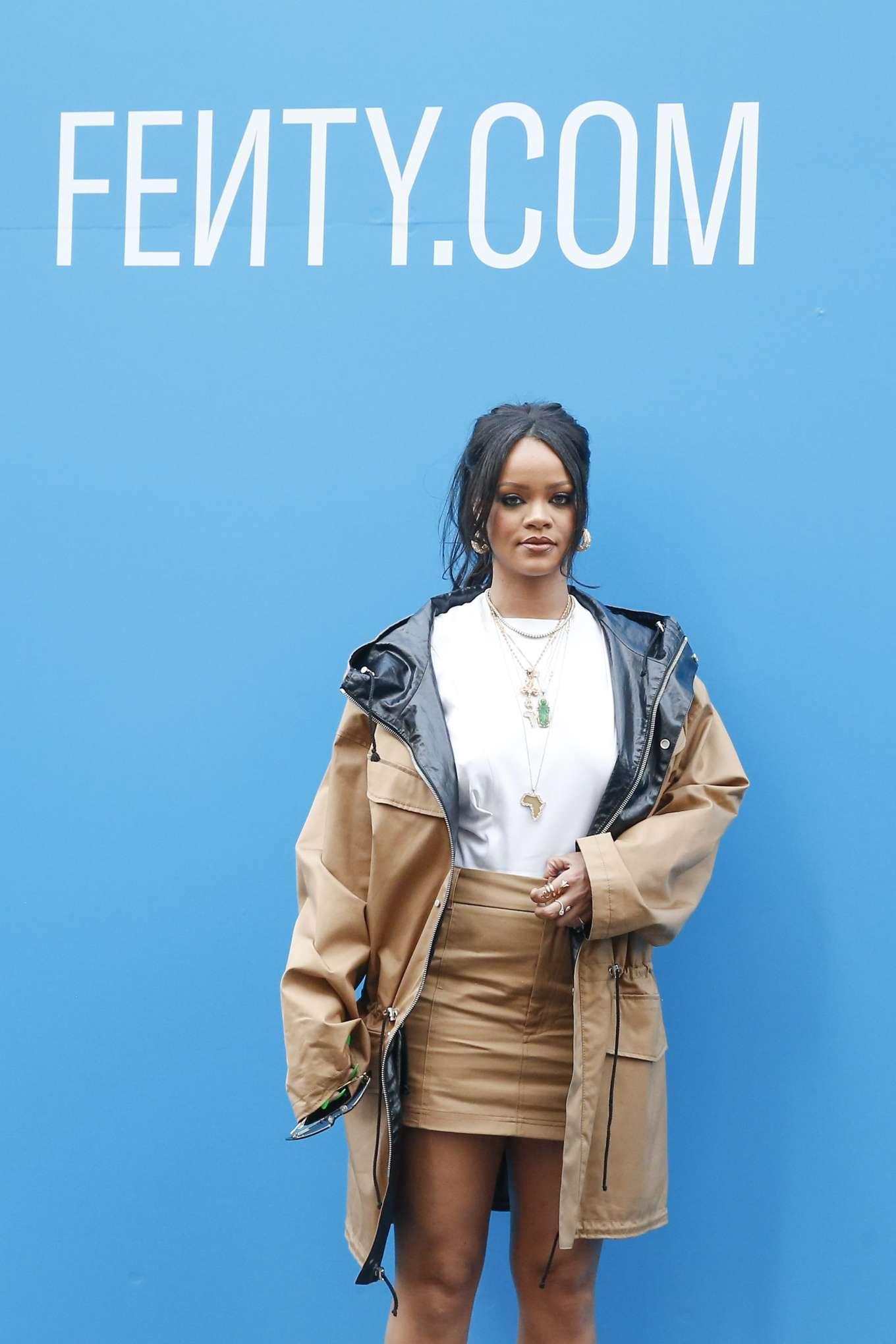 Rihanna 2019 : Rihanna: Fenty Exclusive Preview-06