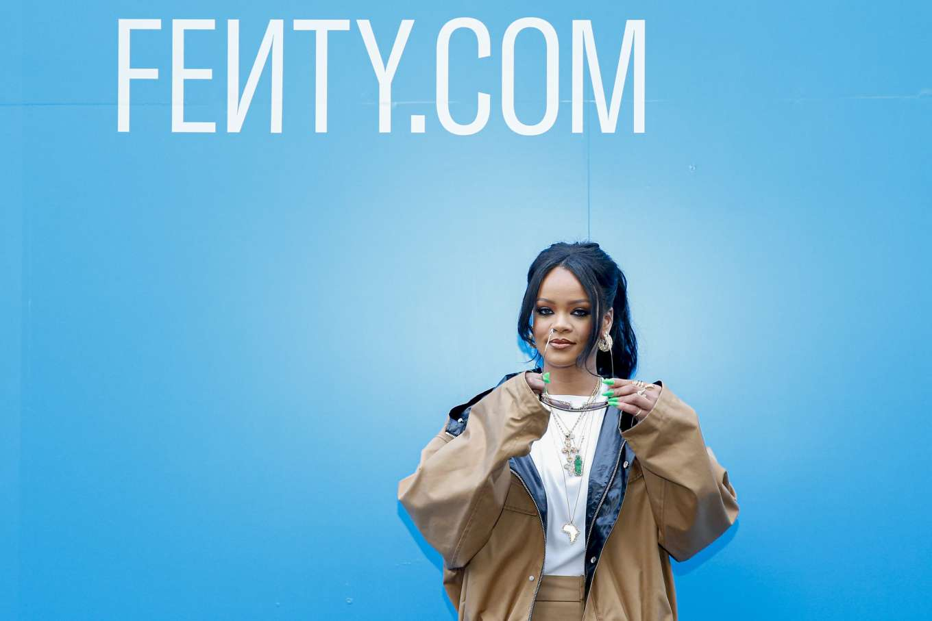 Rihanna 2019 : Rihanna: Fenty Exclusive Preview-10