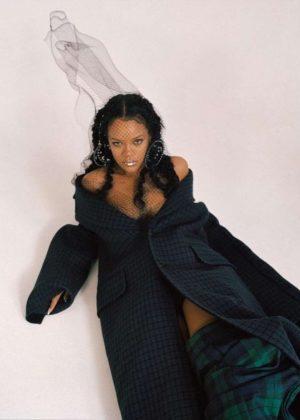 Rihanna for Allure Magazine (October 2018)