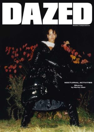 Rihanna for Dazed Magazine (Winter 2017)