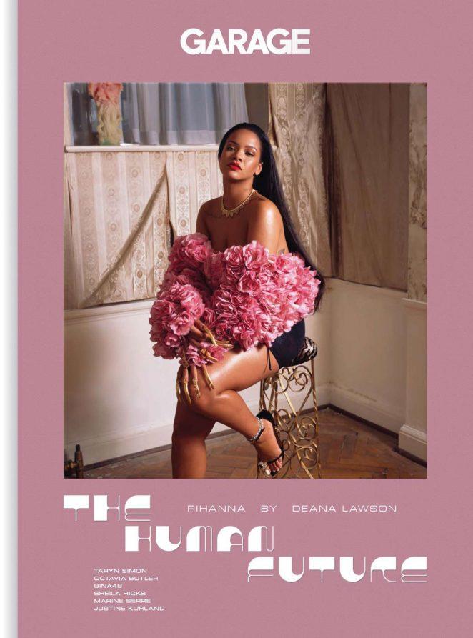 Rihanna for Garage Magazine (September 2018)