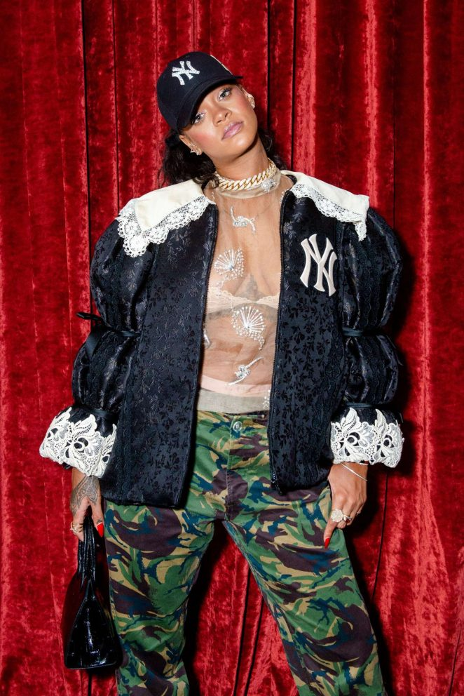 Rihanna – Gucci Wooster Store Opening in New York