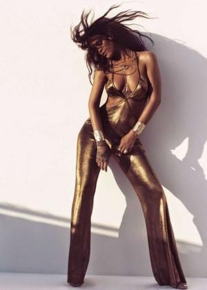 Rihanna - Harper's Bazaar US Magazine (March 2015)