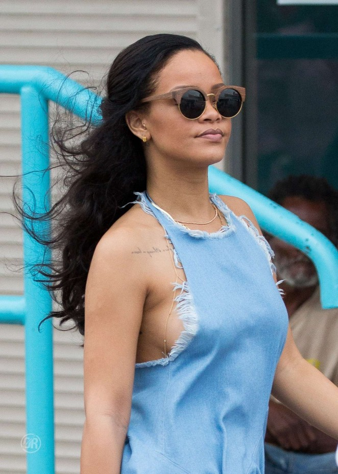 Rihanna Hot in Barbados