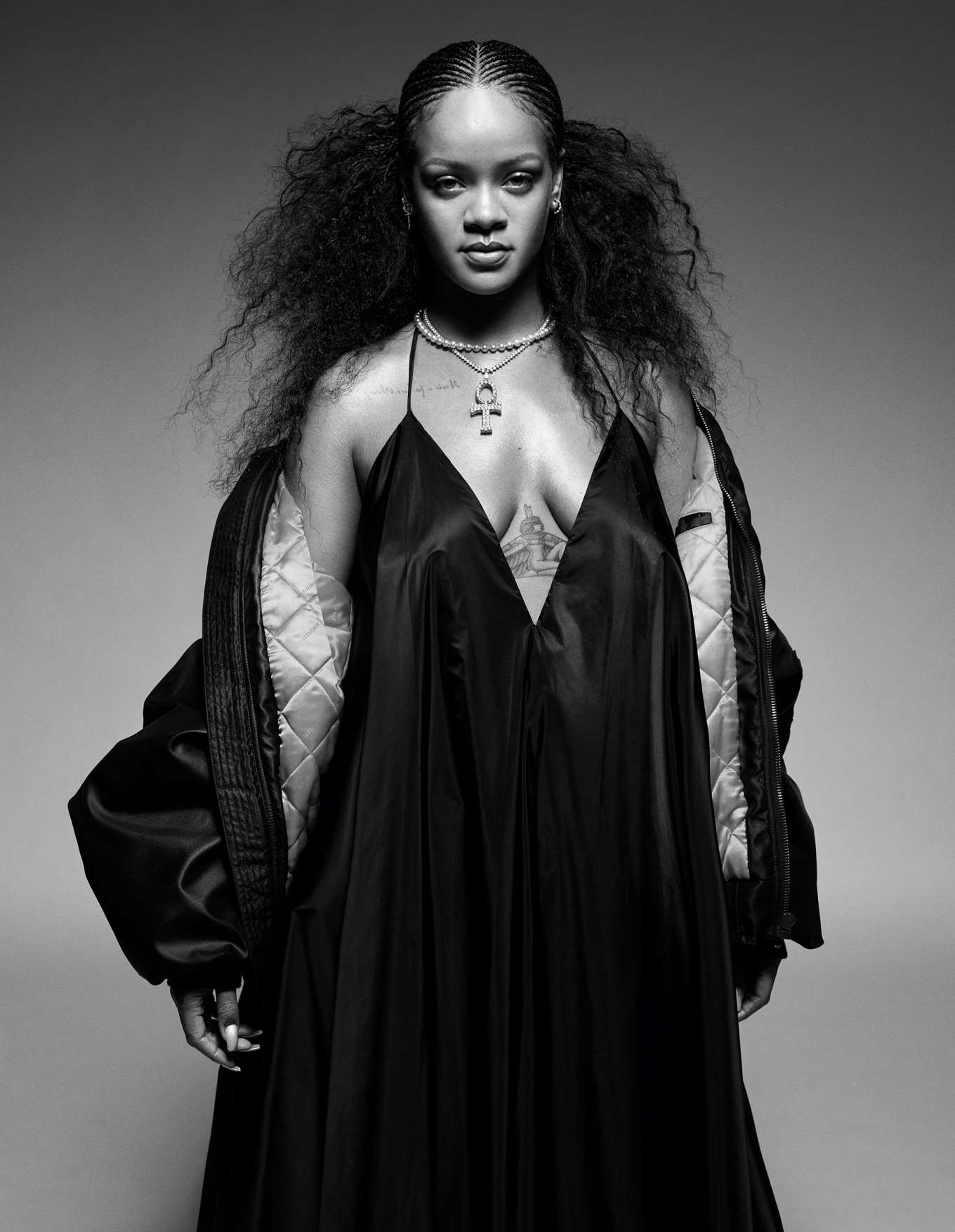 Rihanna - iD Magazine by Mario Sorrenti (January 2020)