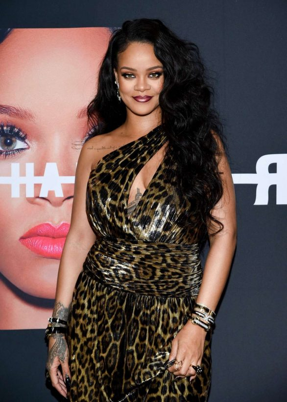 Rihanna - Launch of her first visual autobiography 'Rihanna' in New York City