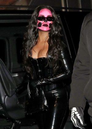 Rihanna -  LAYLOW Halloween Party in London