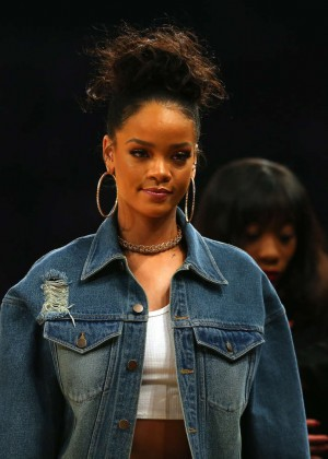Rihanna - NBA All-Star Opening 2015 in NYC
