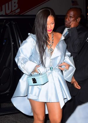 Rihanna - Night out in NYC