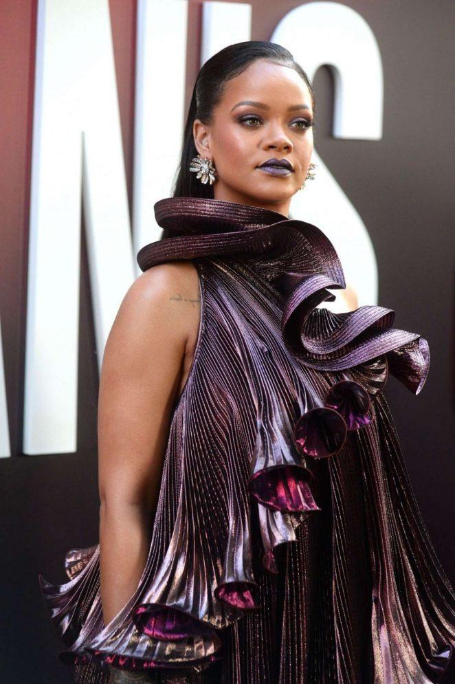 Rihanna - Ocean's 8 Premiere photocall In New York