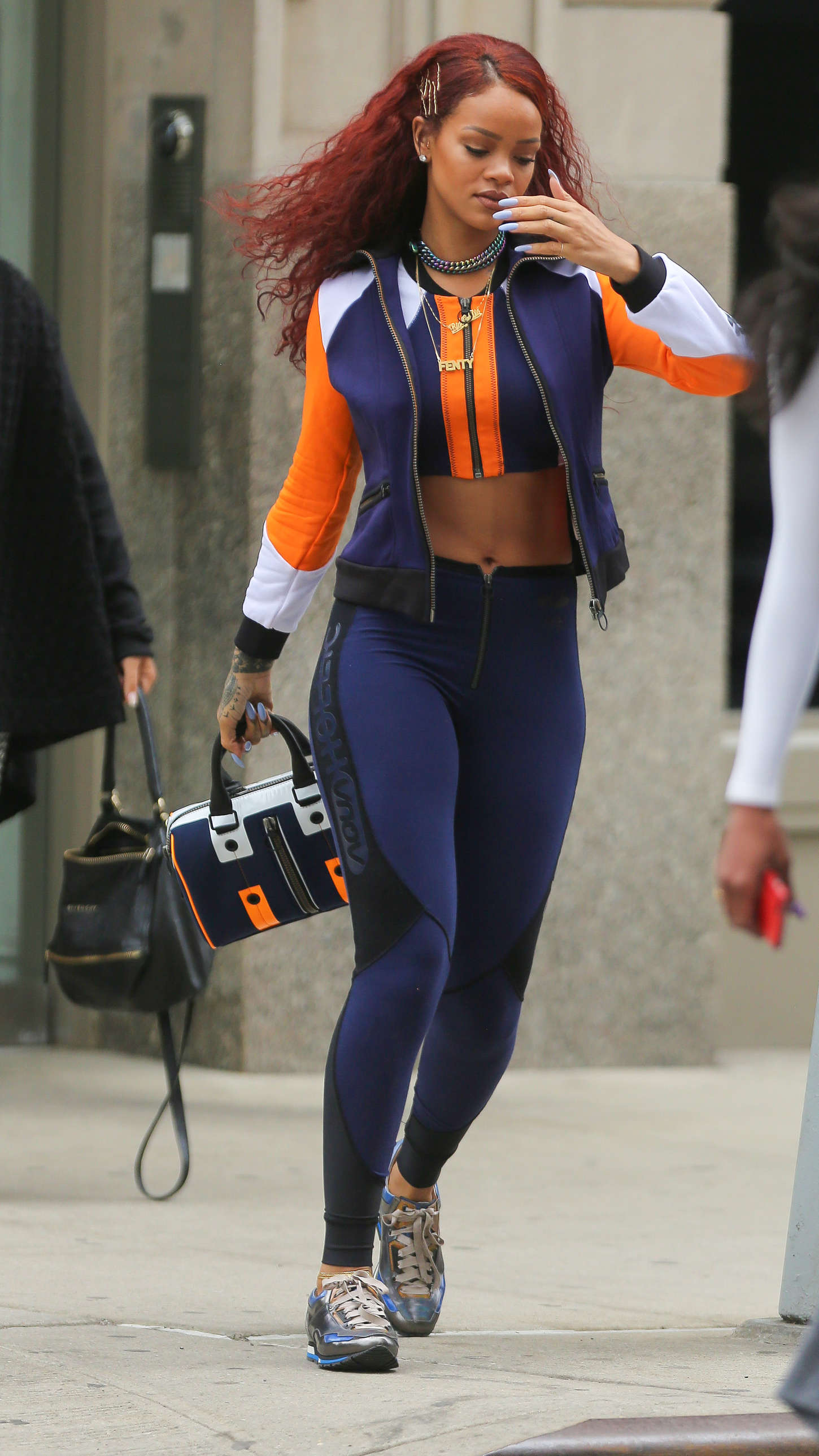 Thick orange candid - 5 1