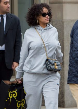 Rihanna - Out in New York City