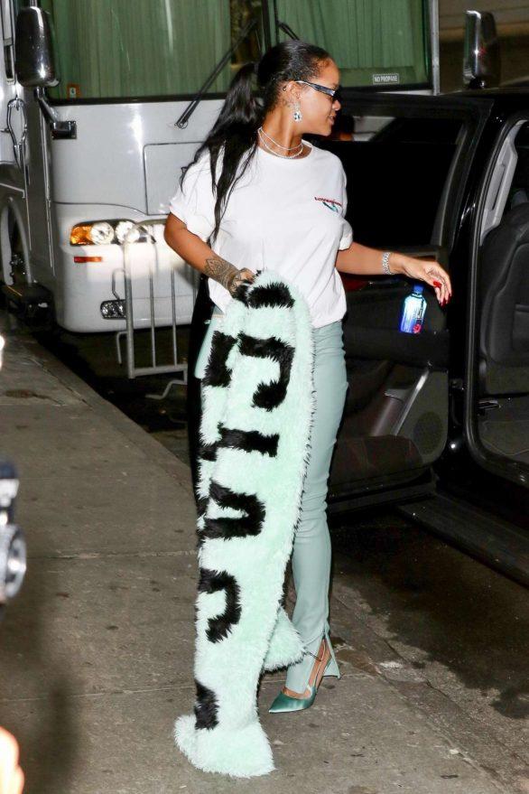 Rihanna 2019 : Rihanna – Out in NYC-11