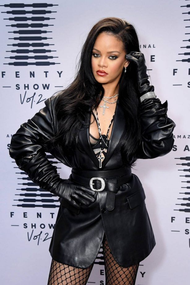 Rihanna - Rihanna's Savage X Fenty Show Vol. 2 in LA