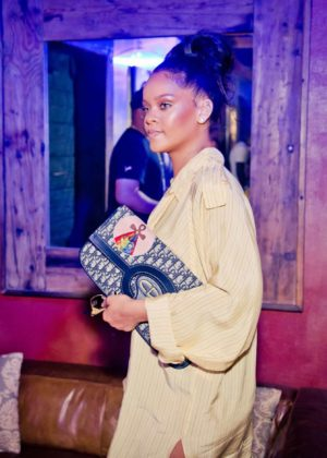 Rihanna - Rorrey Fenty's Clothing and Lifestyle Brand Party in Barbados