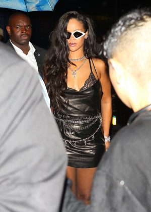 Rihanna - Savage x Fenty Fashion Show After Party in New York