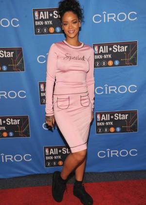 Rihanna - State Farm All-Star Saturday Night in New York
